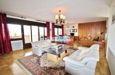 agence immobiliere rosas santa margarita, vend maison ref.3702, vue mer, 463 m², vue du séjour