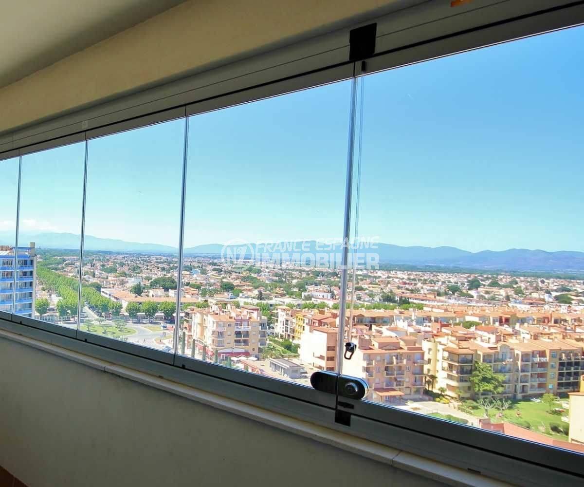 immobilier empuria brava: appartement 152 m², ref.3695, vue mer magnifique