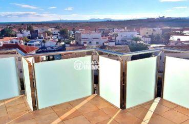 appartements a vendre costa brava: ref.3694, vue panoramique depuis la terrasse