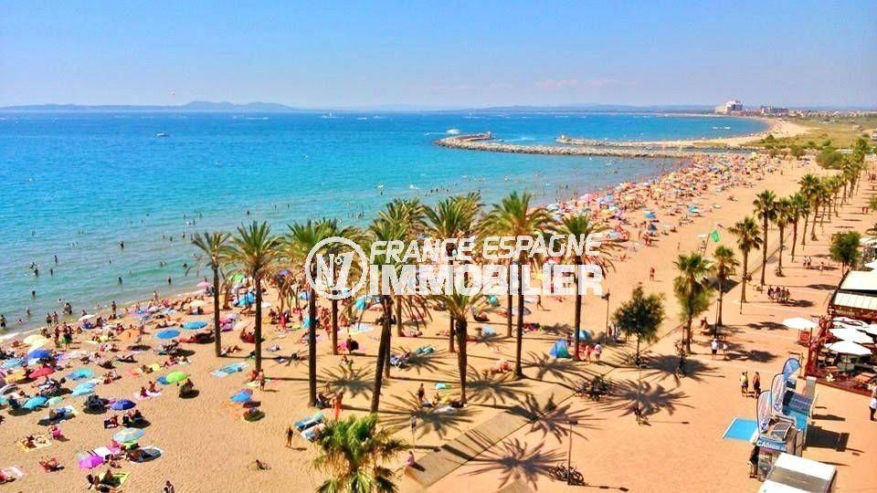 vente immobilier rosas espagne: villa ref.3705, aperçu de la plage santa margarita