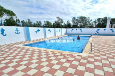 la costa brava: villa ref.3689, résidence calme avec piscine communautaire