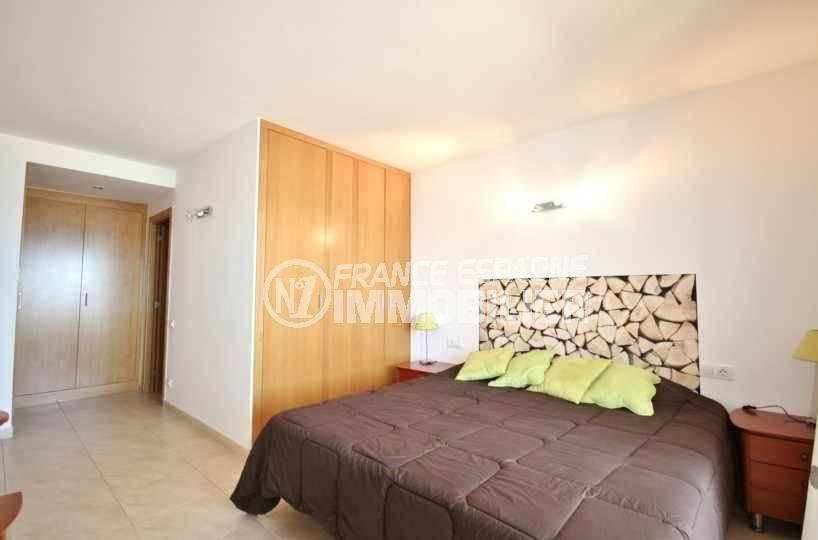 vente empuriabrava: appartement ref.3695, 152 m², chambre 1, placards intégrés