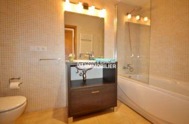 appartement à vendre empuriabrava: ref.3695, seconde salle de bains