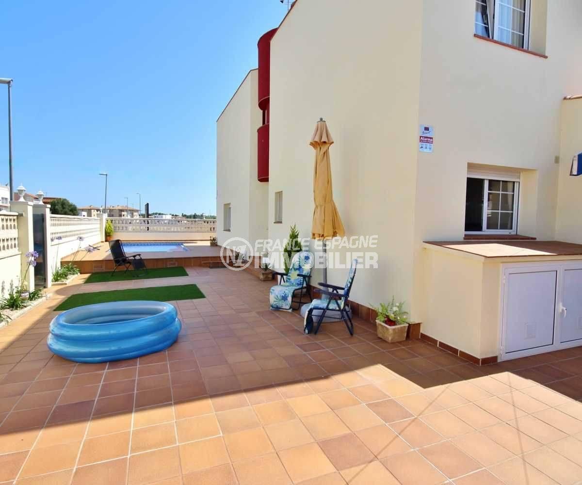Villa Empuriabrava avec piscine et garage
