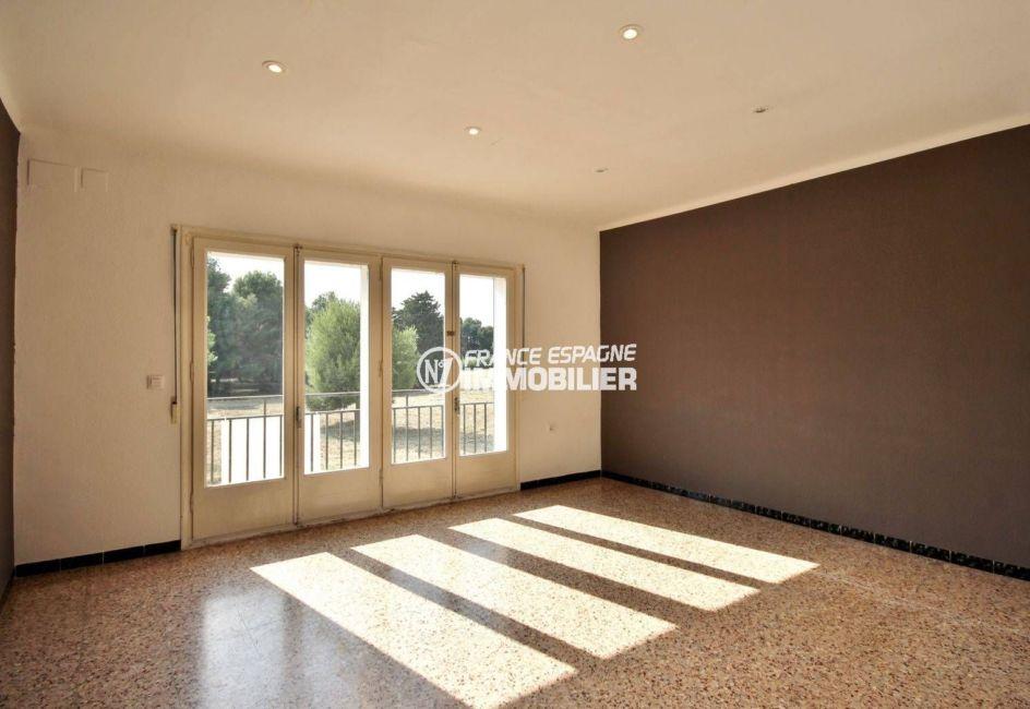 vente appartement rosas, 100 m²,  plage et commerces à 600 m, possibilité garage