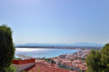 immo center rosas - villa à puig rom, vue mer imprenable, plage à 600 m