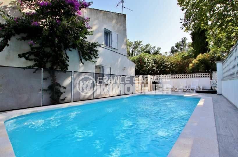 immobilier costa brava: villa ref.3709 avec piscine et barbecue