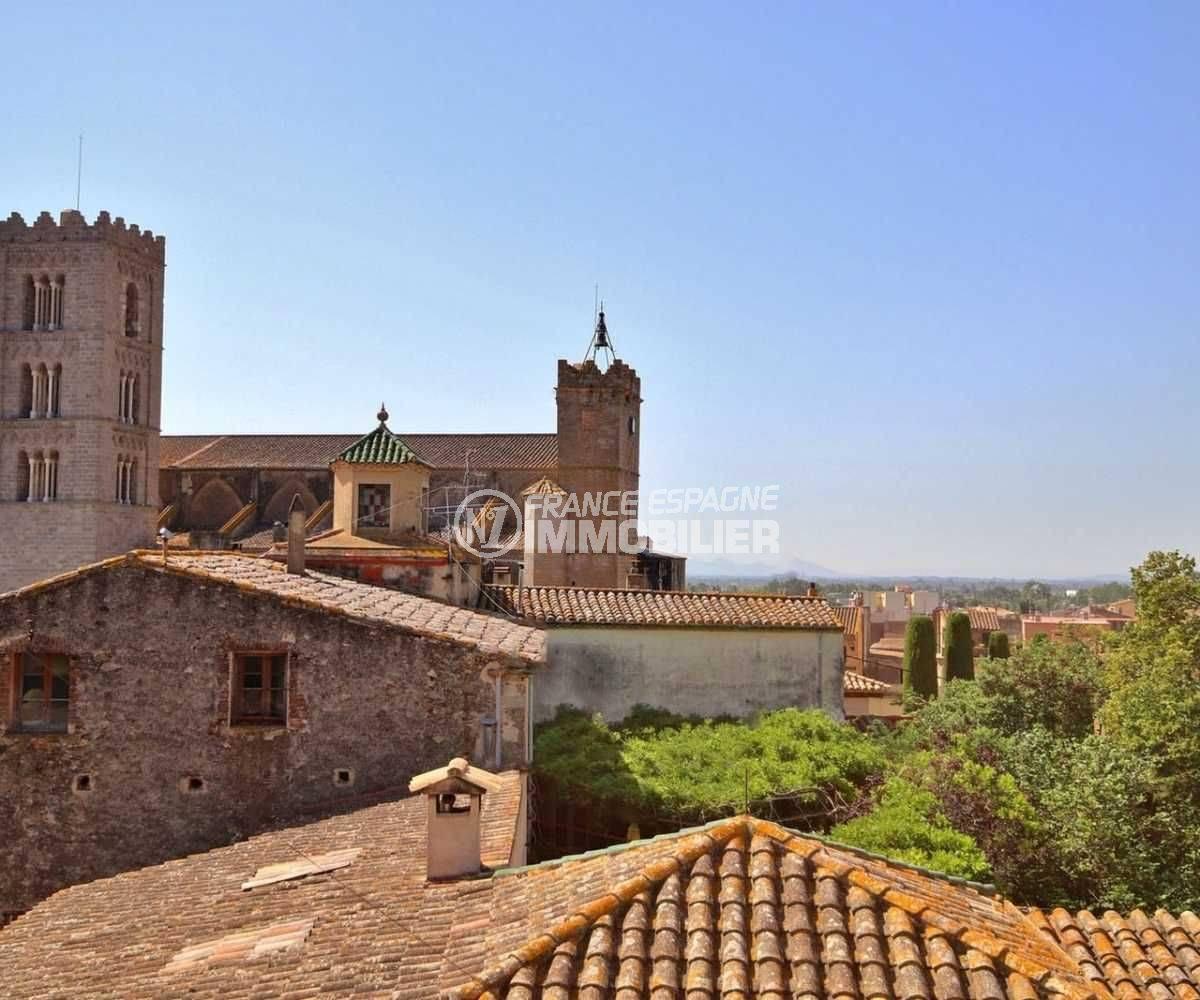 maison de ville castello d'empuries