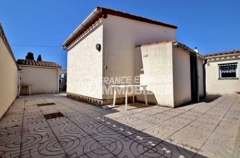 maison a vendre rosas espagne, ref.3731, la terrasse de 11 m²