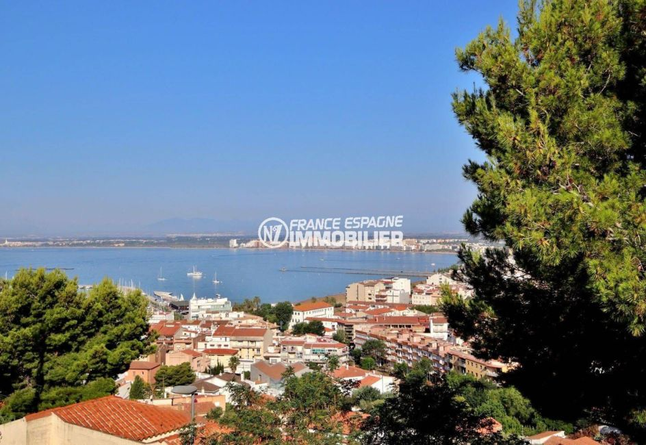immobilier costa brava: villa ref.3713, vue imprenable sur la mer depuis la terrasse