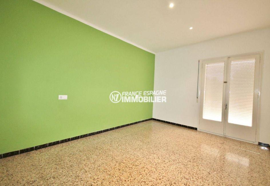 agence immobiliere costa brava: appartement 100 m², aperçu de la deuxième chambre