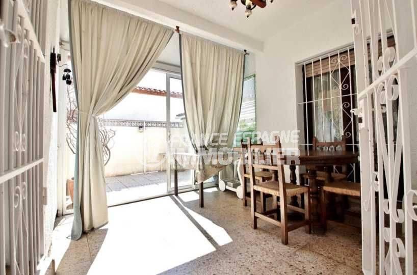 agence immobiliere santa margarita, vend villa ref.3731, vue sur le séjour