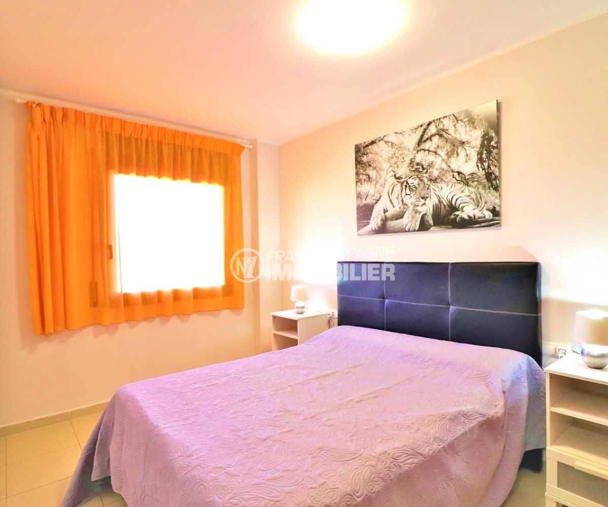 immocenter roses: appartement ref.3718, la chambre 1