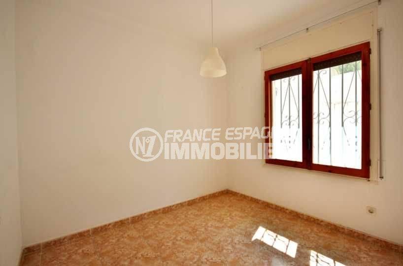 appartement rosas vente: 105 m², petit prix, vue chambre 3