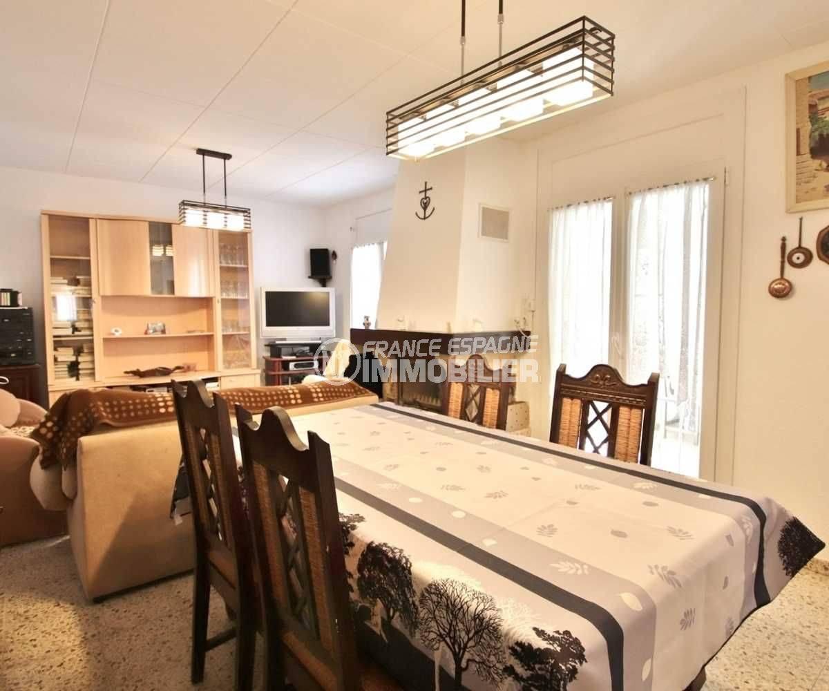 immobilier santa margarita, villa ref.3731, vue sur la salle à manger