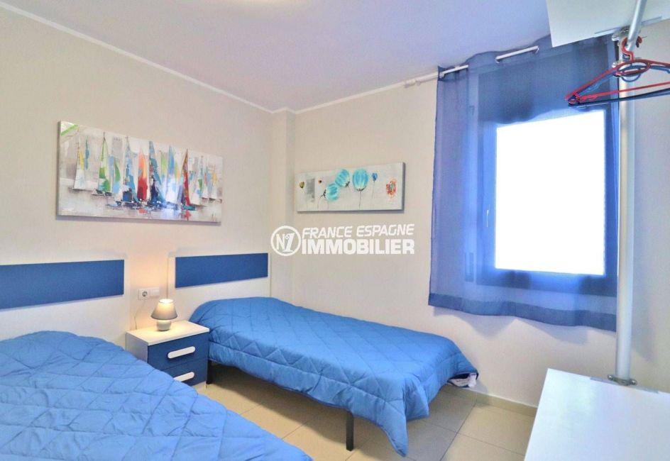 acheter appartement costa brava, ref.3718, chambre 2