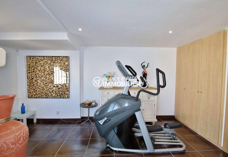 agences immobilières empuriabrava: villa ref.3720, espace amenagé remise en forme