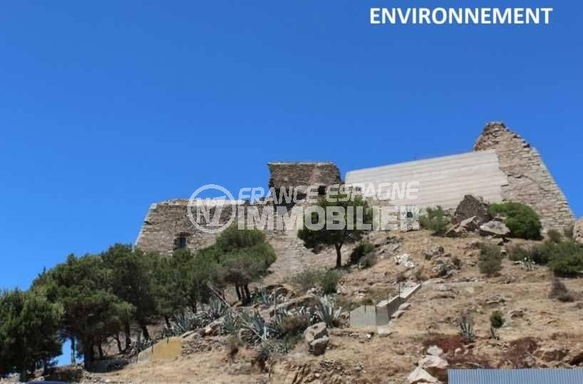 achat immobilier costa brava: villa ref.3713, château de la trinité à proximité