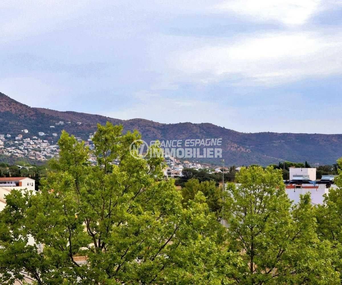 immobilier costa brava: appartement ref.3748, terrasse 17 m² vue dégagée