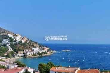 Villa Canyelles vue mer