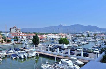 Santa margarita: appartement à vendre vue sur marina, avec piscine