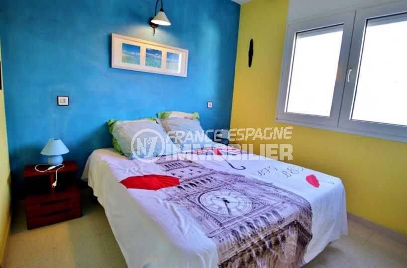 appartements a vendre a rosas, ref.3746, chambre 1 avec lit double