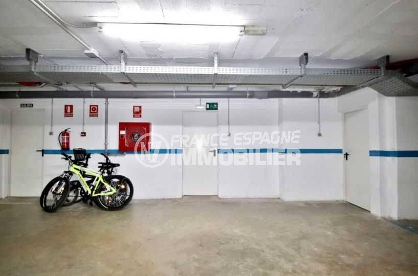 agence immobiliere rosas santa margarita: appartement ref.3748, possibilité parking privé