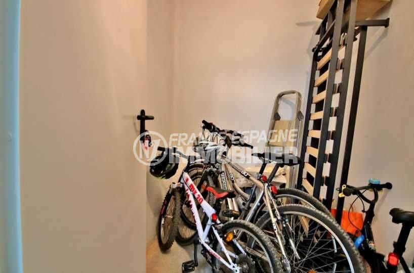immobilier rosas espagne: appartement ref.3748, possibilité cave privée