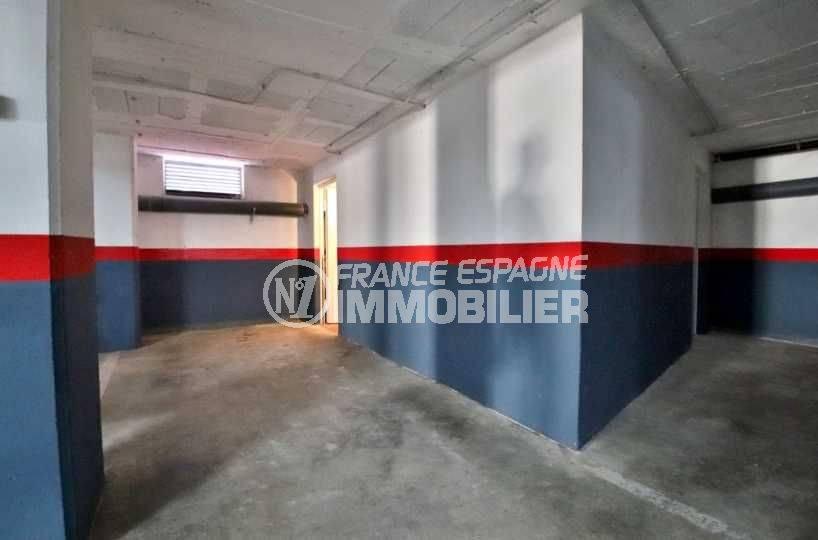 achat appartement rosas espagne, 48 m², possibilité place de parking en sous-sol