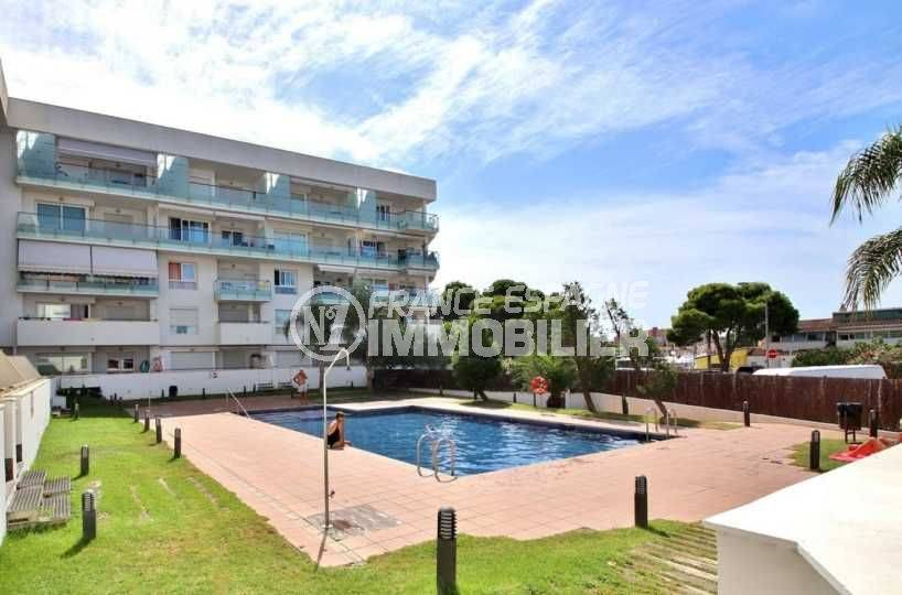 Appartement Santa Margarida, résidence avec piscine