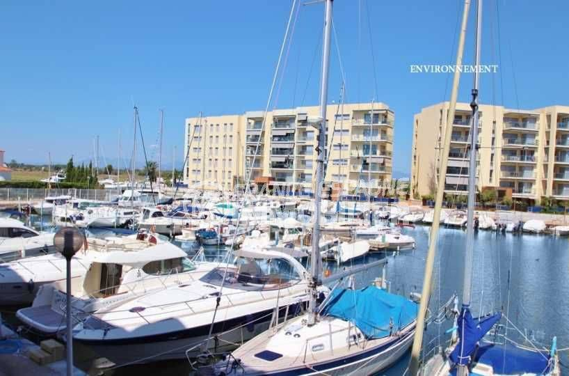 agence immobiliere costa brava: appartement ref.3745, vue canal