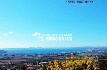 agence immobilière rosas espagne: villa ref.377 à mas fumas