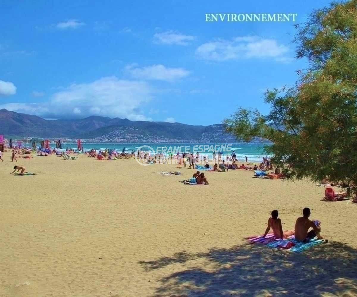 aperçu de la plage santa margarita à proximité