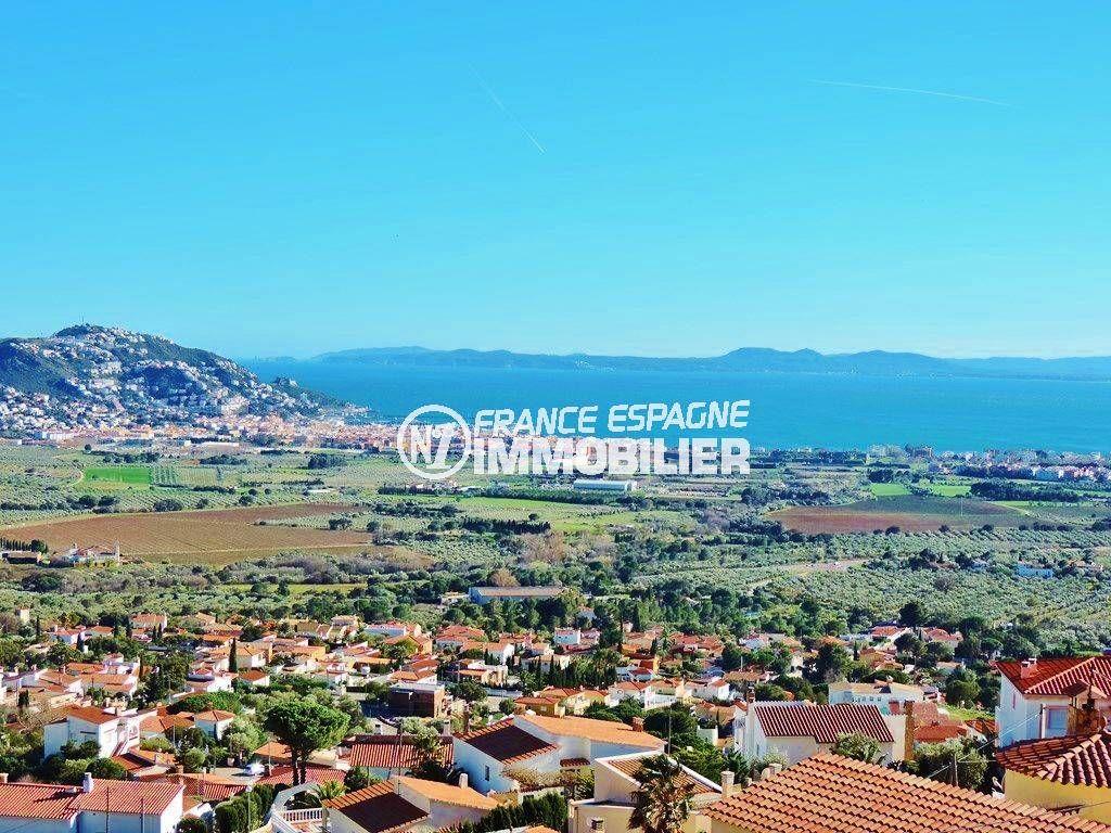 immobilier costa brava: villa ref.377, 223 m², vue mer imprenable