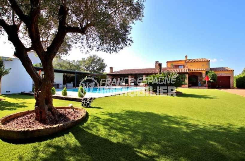 Villa Standing, golf de perelada