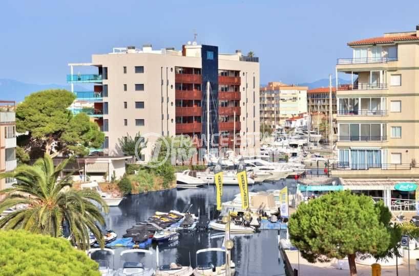 Santa Margarida - studio vue marina
