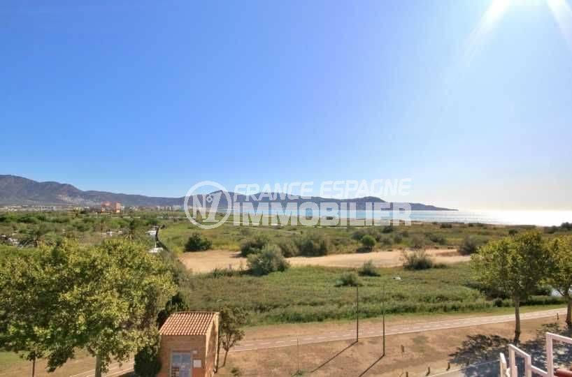 immo empuriabrava: appartement ref.3758, magnifique vue mer et montagnes