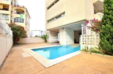 agence immobilière roses: appartement ref.3749, à Santa Margarida, piscine de la résidence