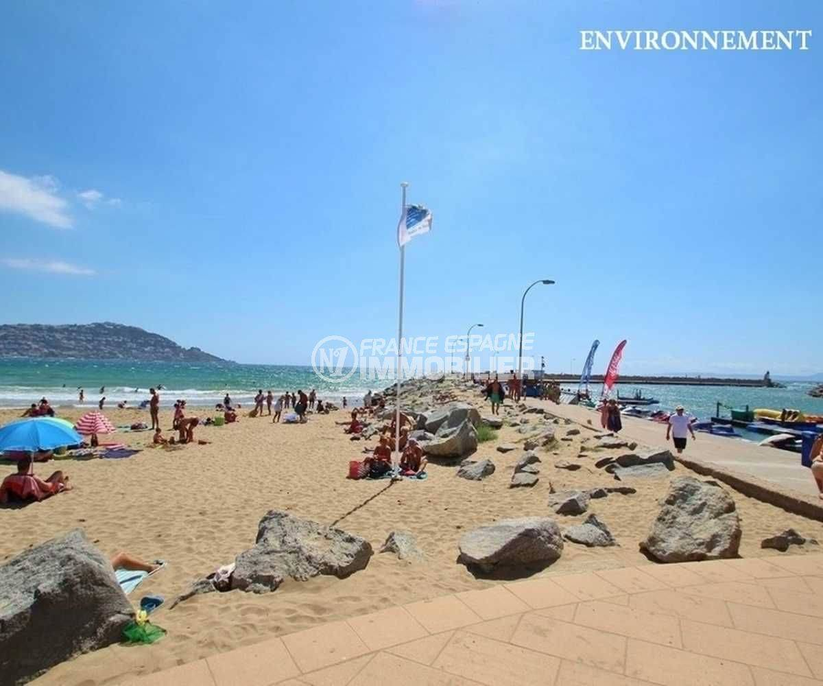 plage d'empuriabrava dands les environs