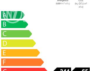immobilier espagne pas cher: studio ref.3752, le bilan énergétique