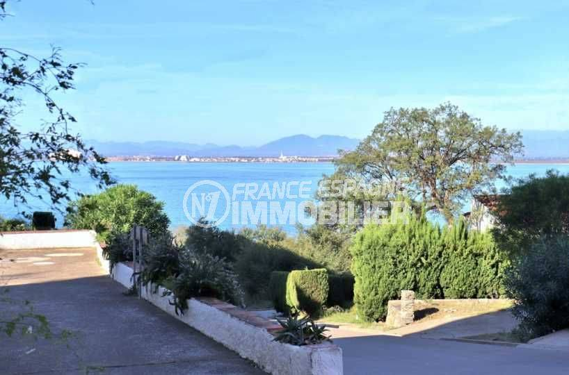 Appartement Roses Far terrasse vue mer