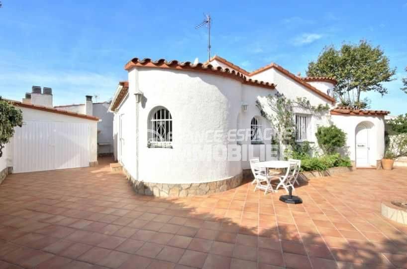 Villa avec garage Empuriabrava