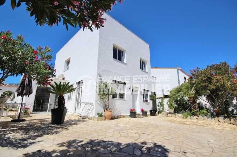 immobilier costa brava: villa ref.3463, mas busca, terrain avec possibilité piscine