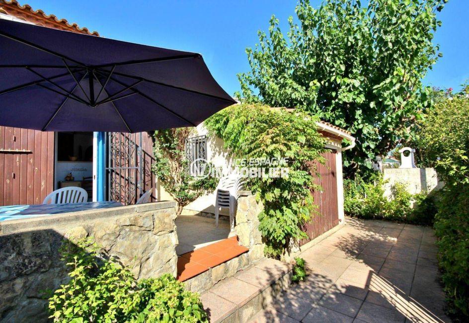 immobilier costa brava: belle petite villa avec terrasses, ref.3791