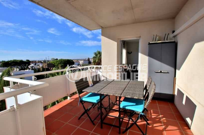 immo costa brava: appartement ref.3776, belle terrasse vue dégagée