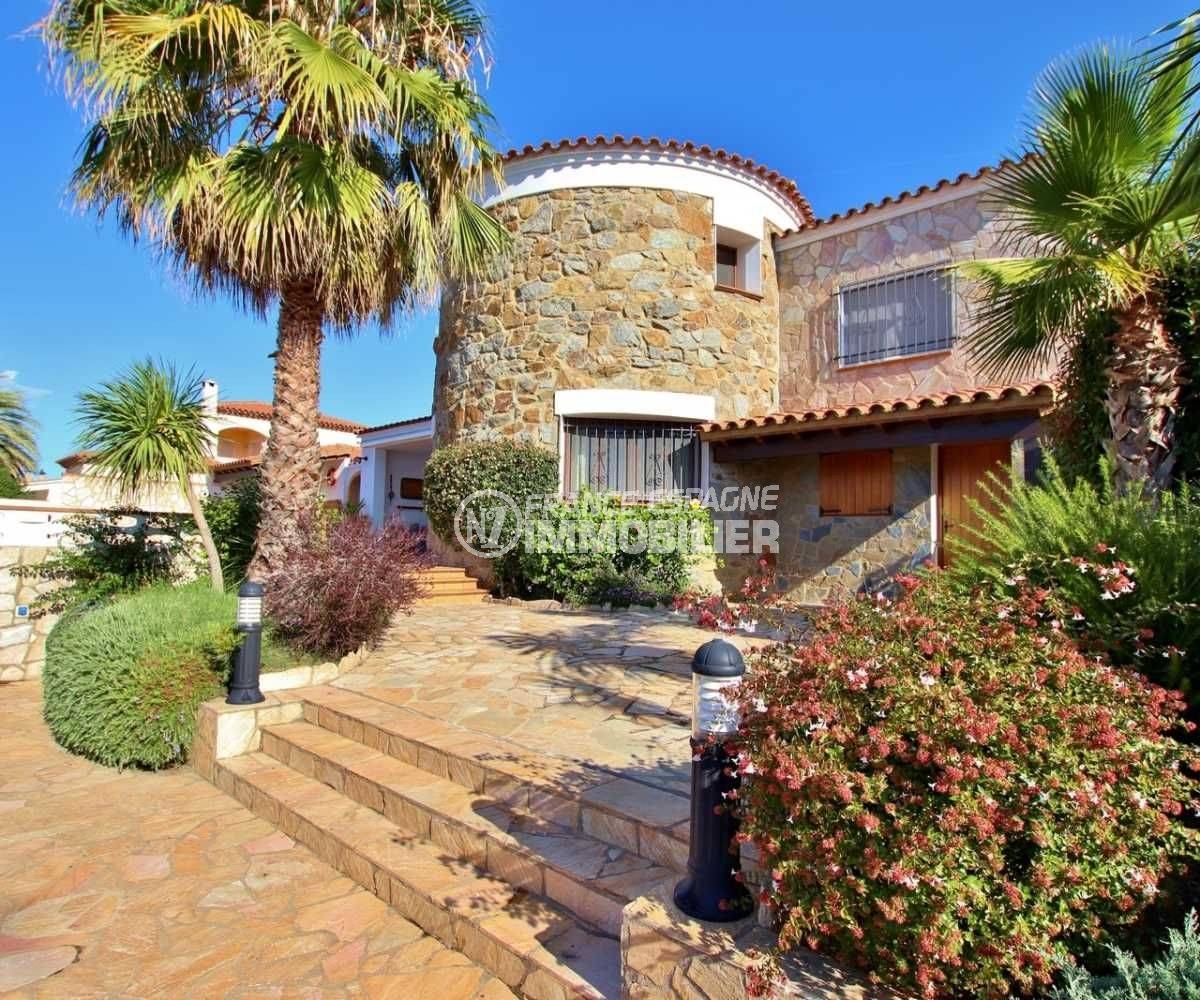 Belle villa standing Santa Margarida amarre 25 m
