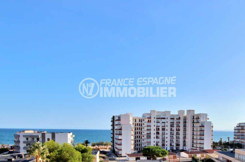 Appartement belle vue mer