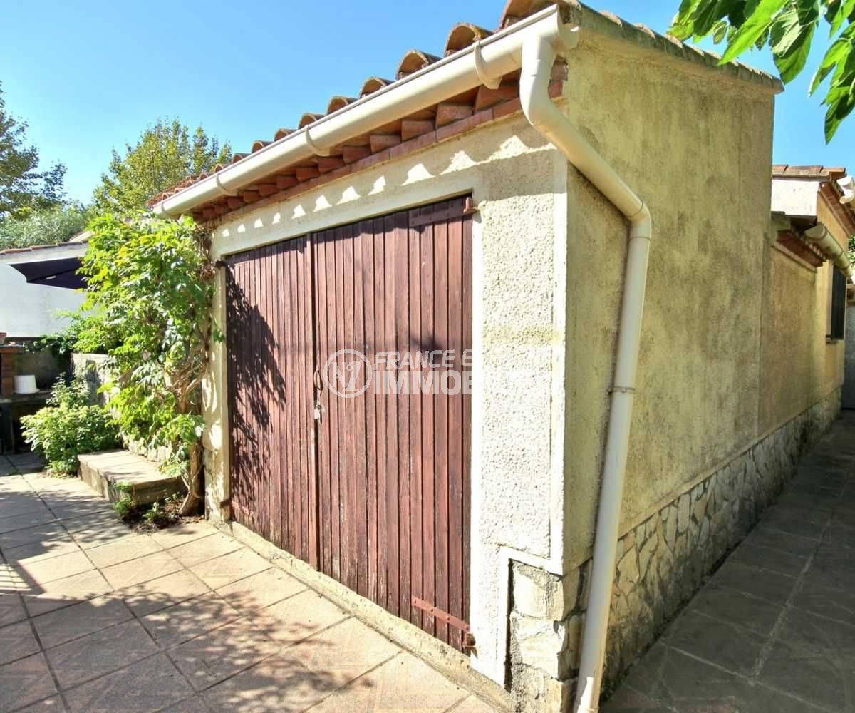immo costa brava: villa ref.3791, aperçu terrasse et débarras