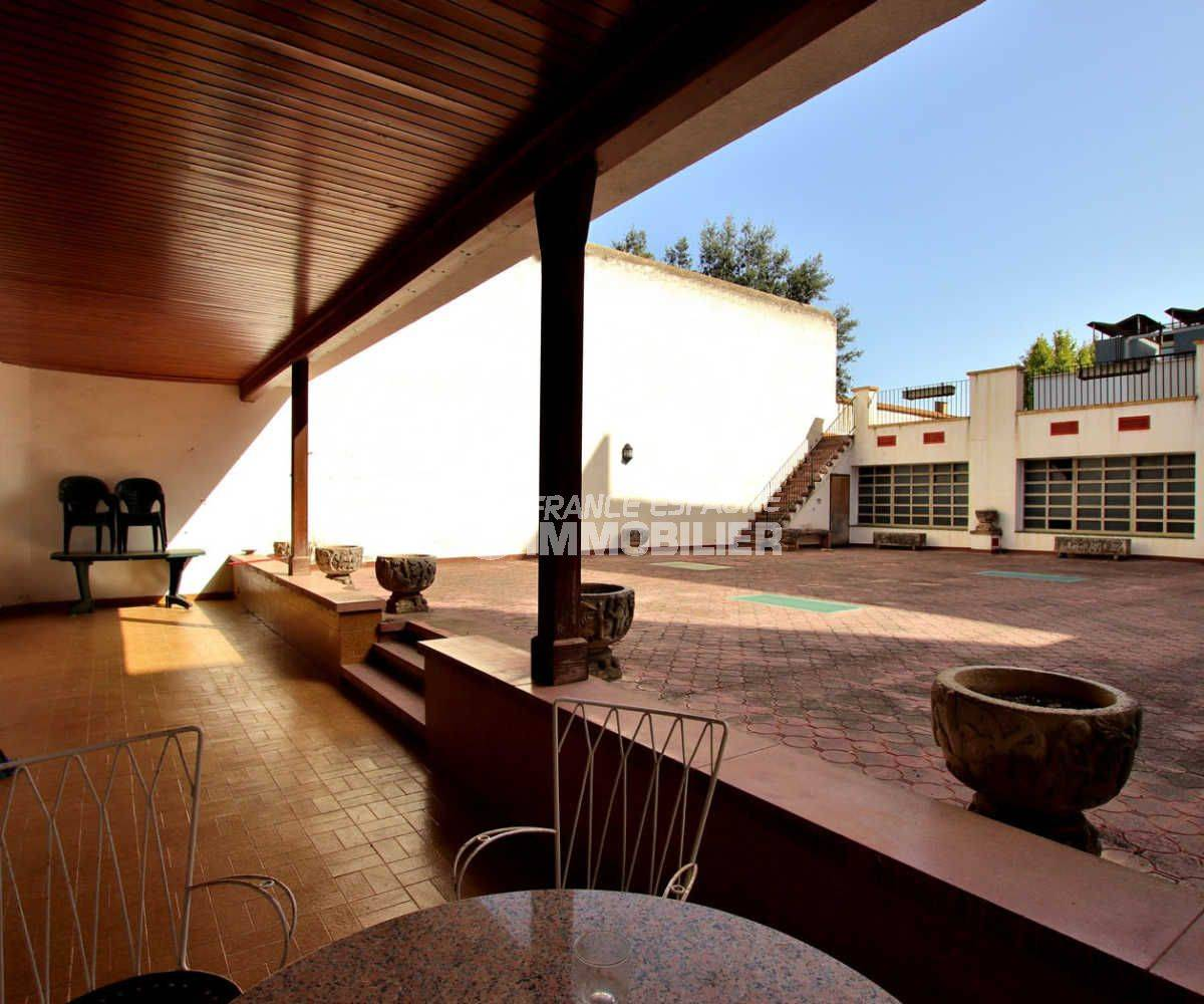 Maison Figueres centre Grande terrasse