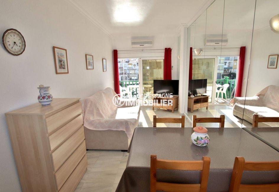 immo empuriabrava: appartement ref.3784, séjour /salle à manger